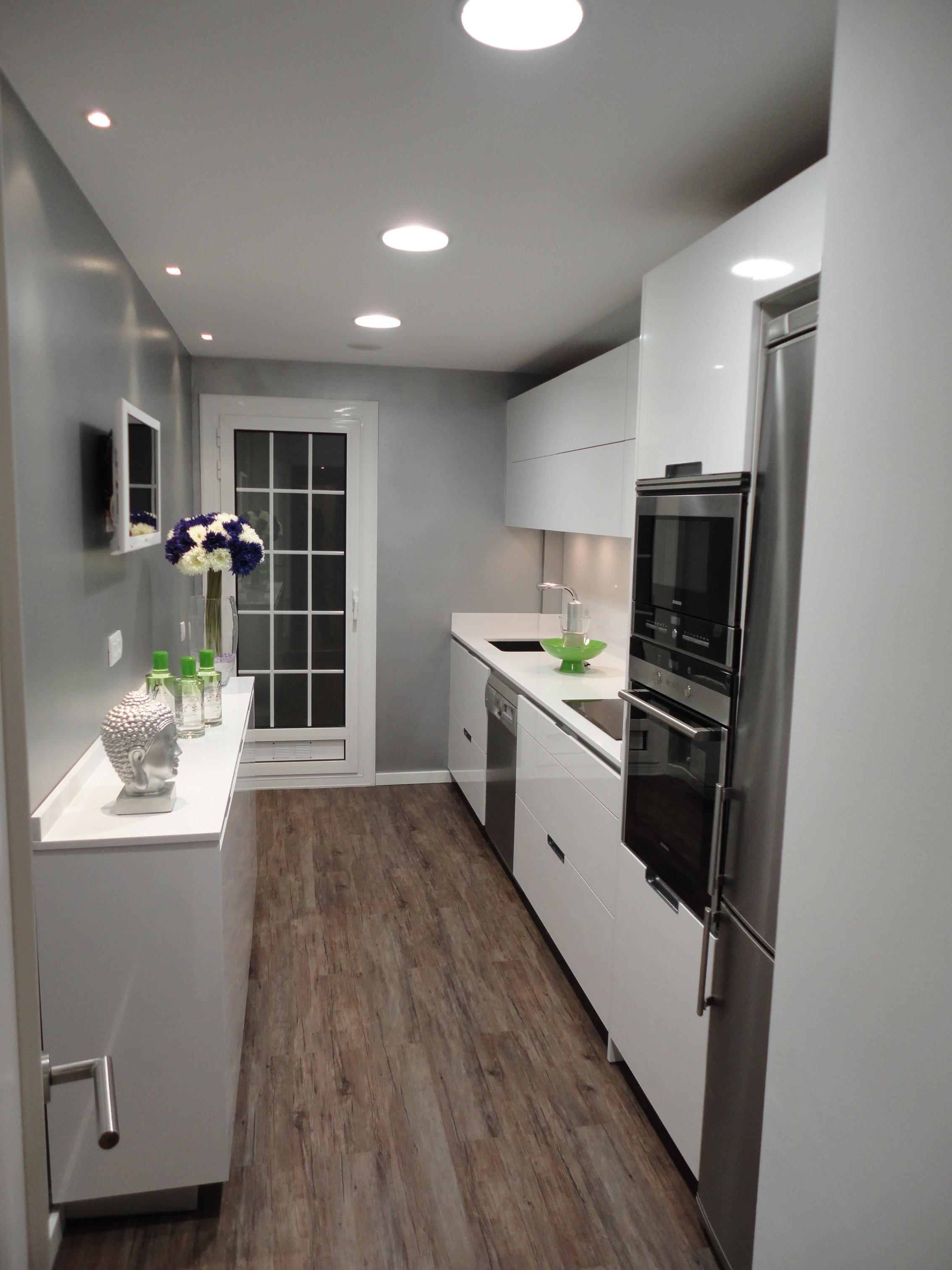 Cocinas Con Suelos De Madera Renova Interiors ~ Suelos Vinilicos Para Cocinas Y Baños