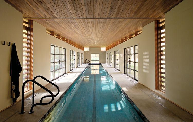 10 Piscinas Espectaculares Para Combatir El Calor Renova Interiors